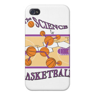 the science of basketball iPhone 4/4S covers