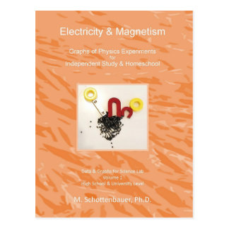 The Science of Electricity & Magnetism Postcard