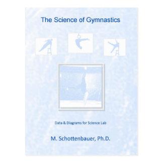 The Science of Gymnastics Postcard