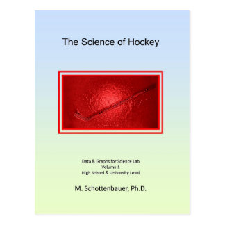 The Science of Hockey Post Cards
