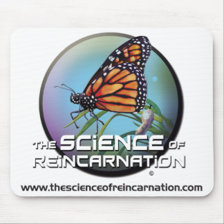 The science of reincarnation mouse pad