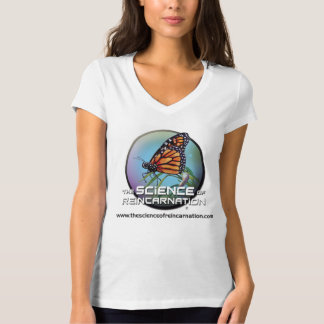 The Science of reincarnation T-Shirt
