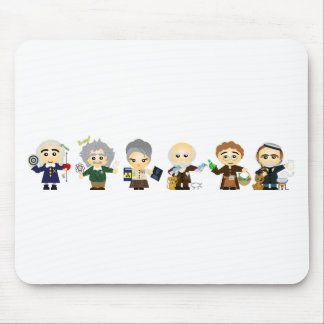 The Scientists Mouse Pad