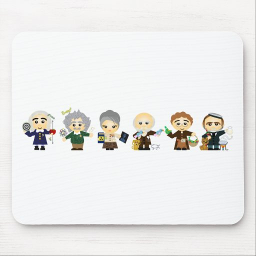 The Scientists Mousepad