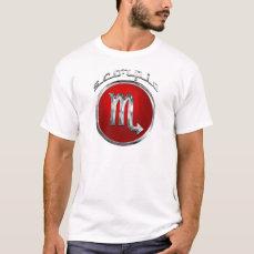 The Scorpio Zodiac Sign T-Shirt
