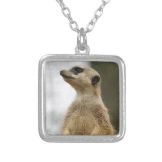 The Scout, cute Meerkat Custom Jewelry