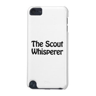 the scout whisperer iPod touch (5th generation) case