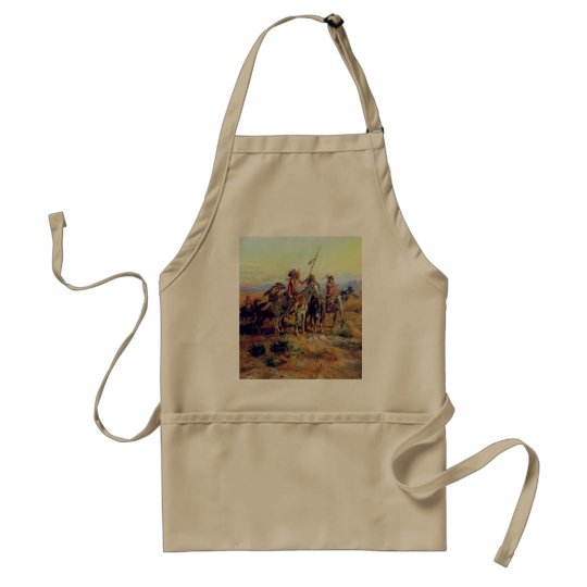 The Scouts Adult Apron
