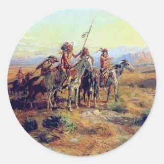 The Scouts Classic Round Sticker