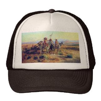 The Scouts Trucker Hats
