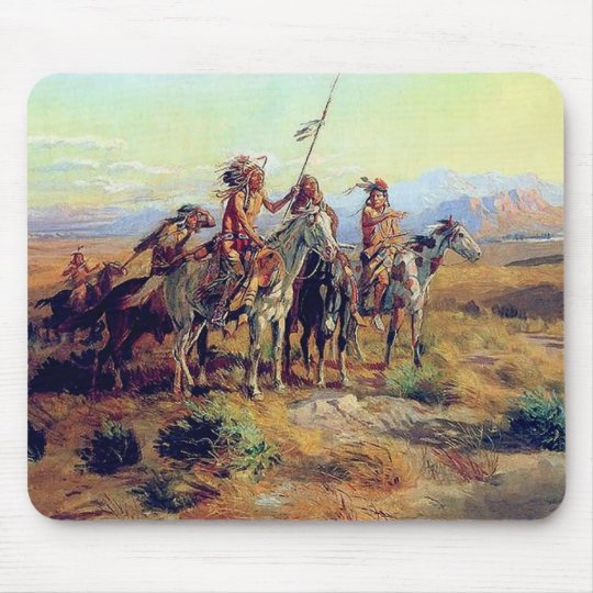 The Scouts Mouse Pad