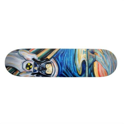 The Scream 21st Century Skateboard