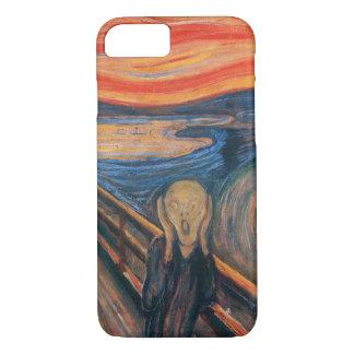 The Scream Art Case