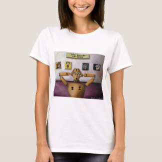 The Scream At The Big Smiles Art Show T-Shirt