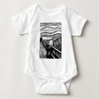 The Scream Baby Bodysuit