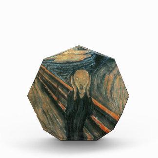 The Scream by Edvard Munch Awards