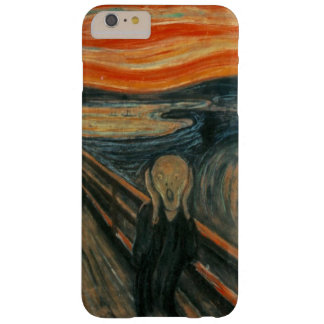 The Scream by Edvard Munch Barely There iPhone 6 Plus Case