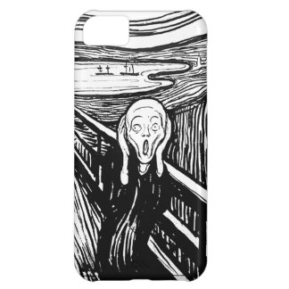 The Scream by Edvard Munch Case For iPhone 5C