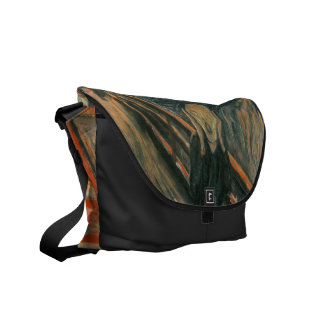 The Scream by Edvard Munch Courier Bag