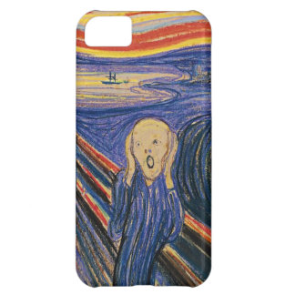 The Scream by Edvard Munch Cover For iPhone 5C
