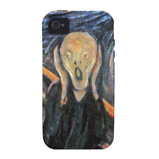 """The Scream"" by Edvard Munch: Fine Art iPhone 4 Cases"