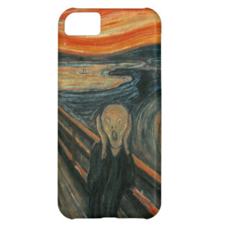 The Scream by Edvard Munch iPhone 5C Cover