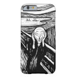 The Scream by Edvard Munch iPhone 6 Case