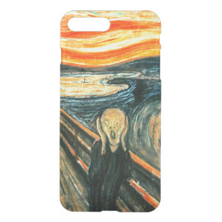 The Scream by Edvard Munch iPhone 8 Plus/7 Plus Case