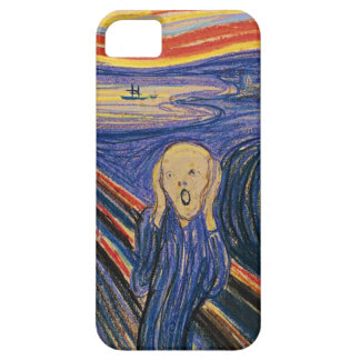 The Scream by Edvard Munch iPhone SE/5/5s Case