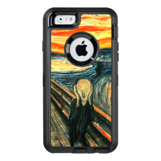 The Scream by Edvard Munch OtterBox iPhone 6/6s Case