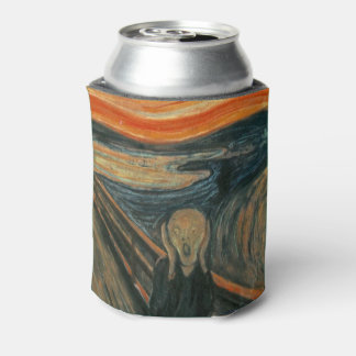 The scream by Edvard Munch,symbolist painter Can Cooler