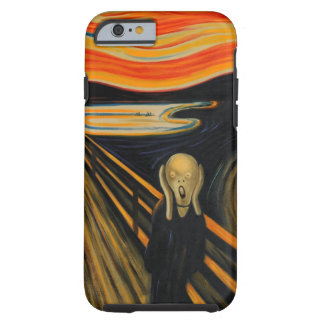 The Scream by Edvard Munch Tough iPhone 6 Case