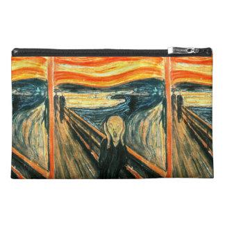 The Scream by Edvard Munch Travel Accessory Bag