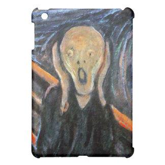The Scream by Munch: Fine Art SCREAMING CASE iPad Mini Cases