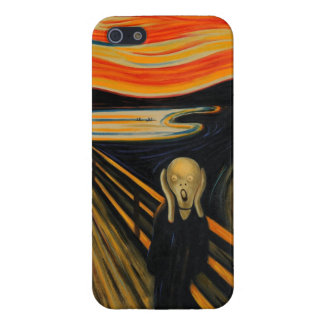 The Scream Case For iPhone SE/5/5s