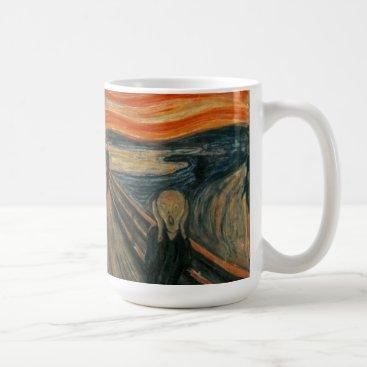 Shop360 The Scream Coffee Mug