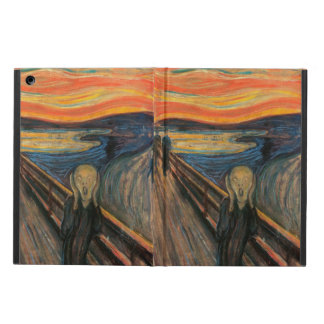 The Scream Cover For iPad Air