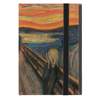 The Scream Cover For iPad Mini