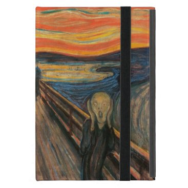 vintage_gift_shop The Scream Cover For iPad Mini