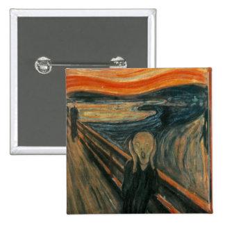 The Scream - Edvard Munch Pins