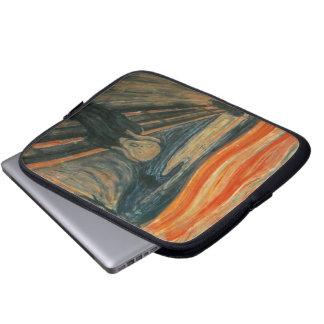 The Scream - Edvard Munch Computer Sleeve