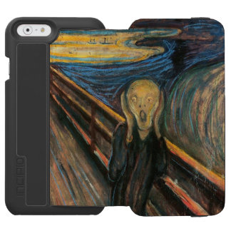The Scream - Edvard Munch iPhone 6/6s Wallet Case