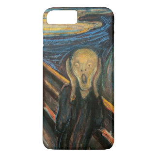 The Scream - Edvard Munch iPhone 8 Plus/7 Plus Case