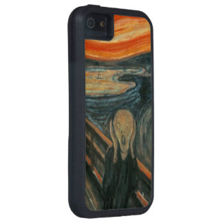 The Scream - Edvard Munch iPhone SE/5/5s Case