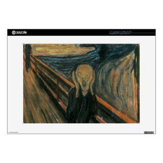 """The Scream - Edvard Munch Skins For 15"""" Laptops"""