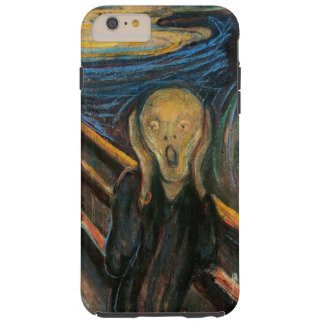 The Scream - Edvard Munch Tough iPhone 6 Plus Case