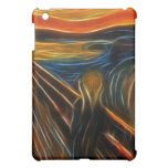 The Scream Fractal Painting Edvard Munch Cover For The iPad Mini