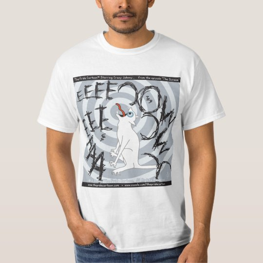 The Scream (from The Pride Cartoon) T-shirt