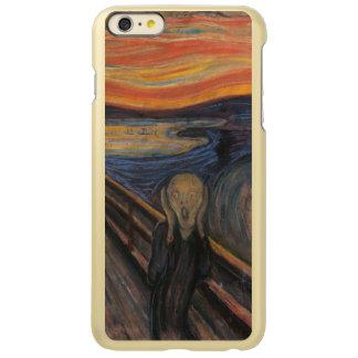 The Scream Incipio Feather Shine iPhone 6 Plus Case