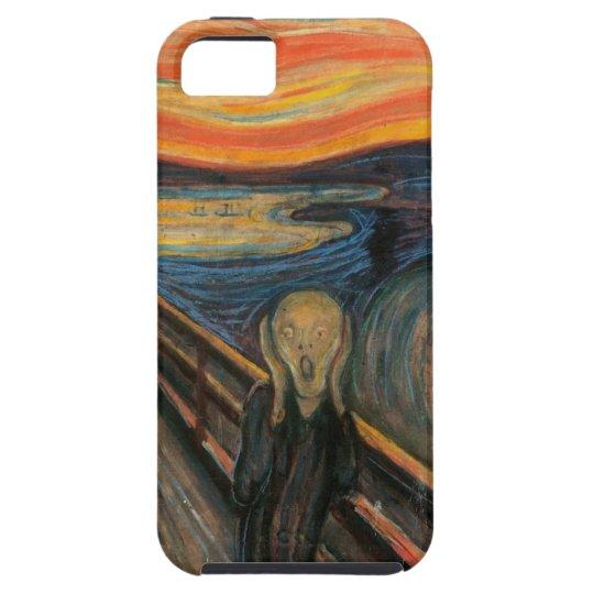 The Scream  iPhone 5 Case